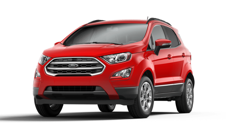 New 2020 Ford EcoSport SE Crossover for sale